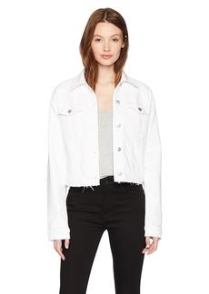 Joe's Jeans Women's Boyfriend Denim Jacket  S