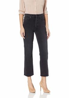 Joe's Jeans Women's Callie High Rise Cropped Bootcut Jean