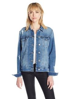 Joe's Jeans Women's Cameron Easy Fit Denim Jacket  S