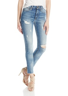 Joe's Jeans Women's Charlie High Rise Skinny Ankle