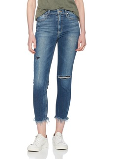Joe's Jeans Women's Charlie High Rise Skinny Crop Jean
