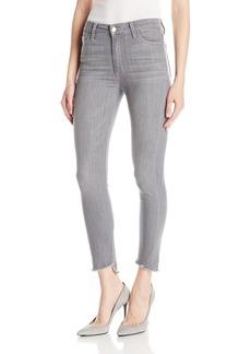 Joe's Jeans Women's Charlie High Rise Skinny Jean with Step up Hem