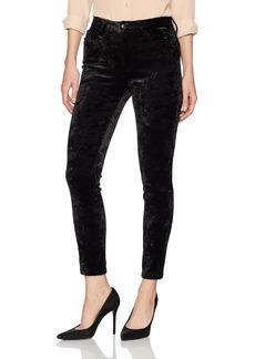 Joe's Jeans Women's Charlie High Rise Velvet Skinny Jean