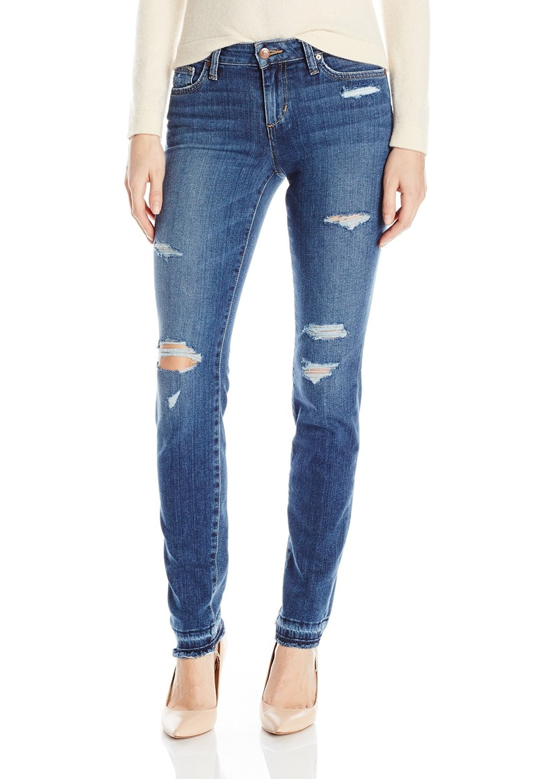 Joe's Jeans Women's Cigarette Midrise Straight Ankle Jean