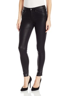 Joe's Jeans Women's Coated Icon Midrise Skinny Ankle Jean  27
