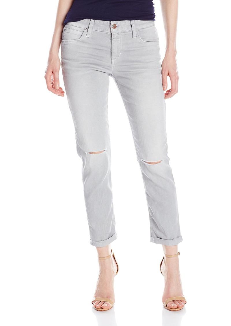 Joe's Jeans Women's Collector's Edition Slim Boyfriend Crop Jean