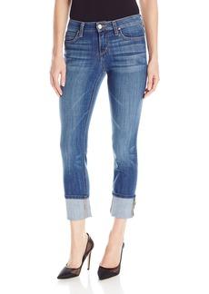 Joe's Jeans Women's Cool Off Cuffed Crop Jean in
