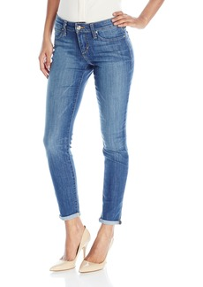 Joe's Jeans Women's Cool Off Rolled Skinny Icon Ankle Jean in