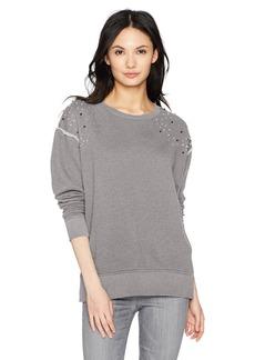 Joe's Jeans Women's Crystal Sweatshirt  S