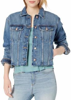 Joe's Jeans Women's Cut Off Denim Jacket  S