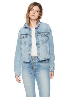 Joe's Jeans Women's Cut Off Jacket  S
