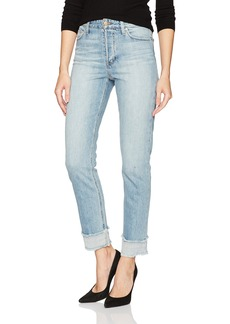 Joe's Jeans Women's Debbie High Rise Straight Ankle Jean