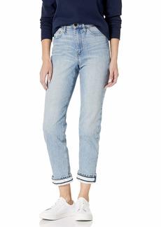 Joe's Jeans Women's Debbie High Rise Straight Crop Ankle Jean