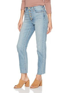 Joe's Jeans Women's Debbie High Rise Straight Crop Jean