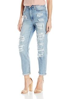 Joe's Jeans Women's Debbie High Rise Straight Crop Jean