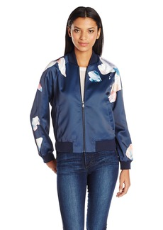 Joe's Jeans Women's Elsie Bomber Jacket  L