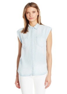 Joe's Jeans Women's Emilia Sleeveless Shirt  S