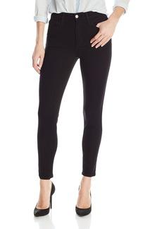 Joe's Jeans Women's Flawless Charlie High Rise Crop Black Jean