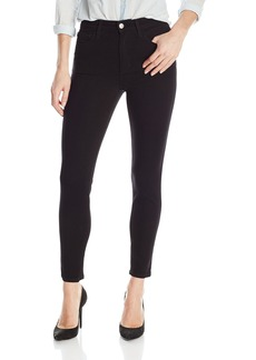 Joe's Jeans Women's Flawless Charlie High Rise Crop Black Jean
