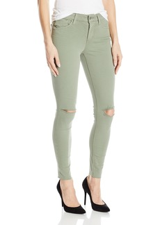 Joe's Jeans Women's Flawless Distressed Color Icon Midrise Skinny Ankle