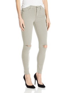 Joe's Jeans Women's Flawless Distressed Color Icon Midrise Skinny Ankle Jean