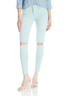 Joe's Jeans Women's Flawless Icon Midrise Color Skinny Ankle
