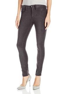 Joe's Jeans Women's Flawless Suede Icon Midrise Skinny Ankle Jean
