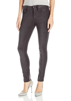 Joe's Jeans Women's Flawless Suede Icon Midrise Skinny Ankle Jean