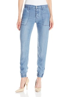 Joe's Jeans Women's Flight Zip Ankle Jean in
