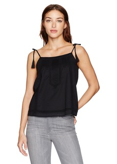 Joe's Jeans Women's Gianna Cotton Silk Cami  L