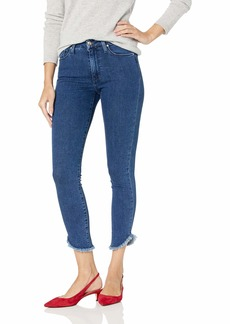 Joe's Jeans Women's High Rise Honey Curvy Skinny Ankle Jean