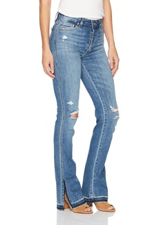 Joe's Jeans Women's High Rise Microflare Jean