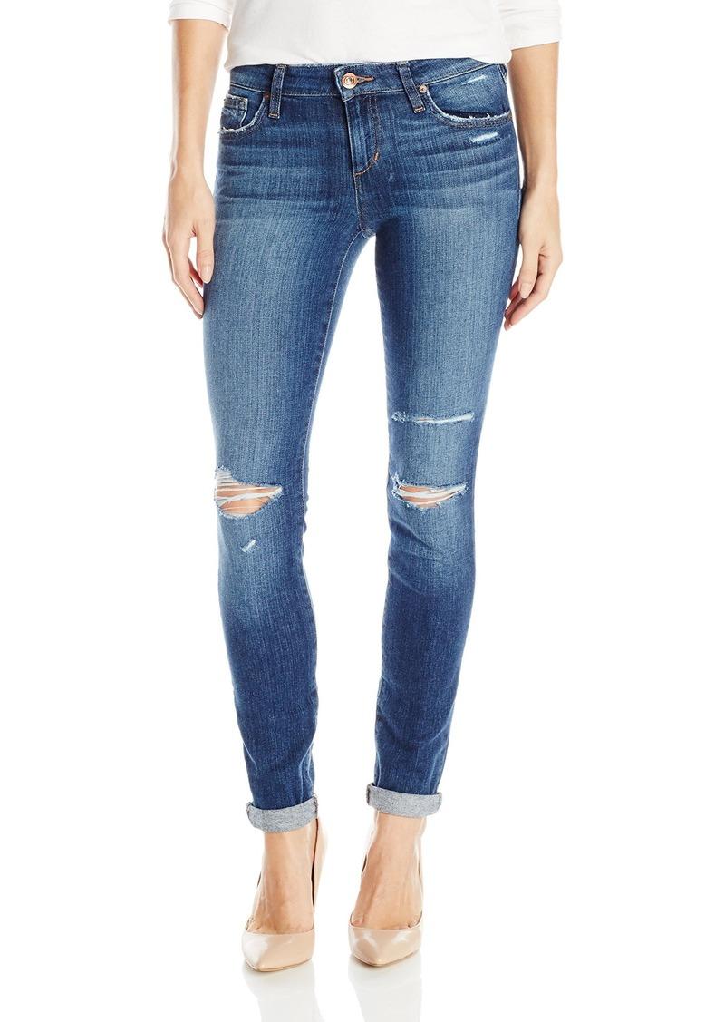 Joe's Jeans Women's Icon Midrise Rolled Skinny Ankle Jean