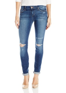 Joe's Jeans Women's Icon Midrise Rolled Skinny Ankle Jean