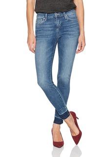 Joe's Jeans Women's Icon Midrise Skinny Ankle Jean with Released Hem