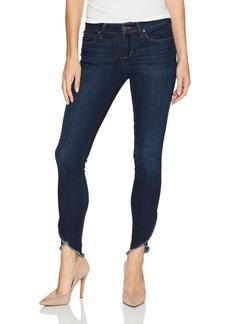 Joe's Jeans Women's Icon Midrise Skinny Ankle Tulip Hem Jean