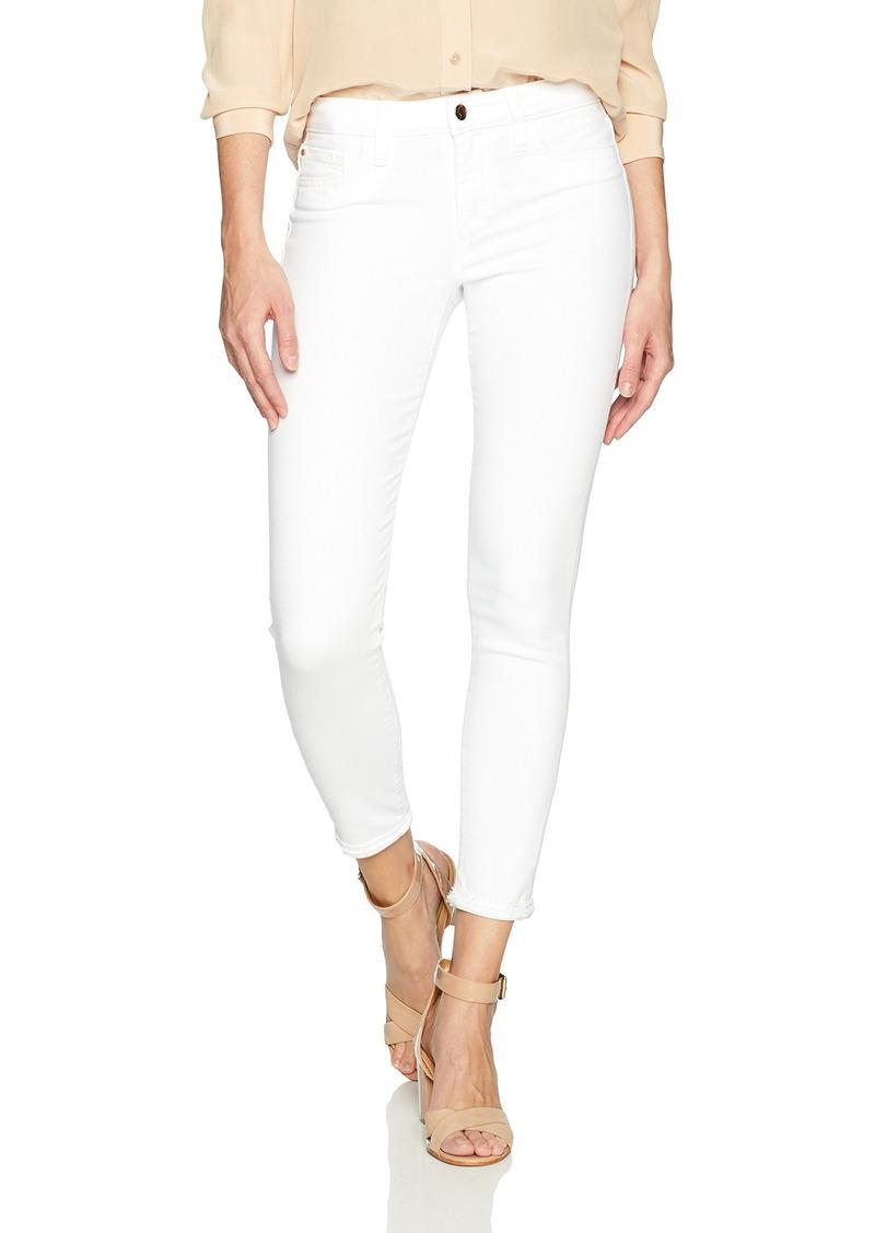 Joe's Jeans Women's Icon Midrise Skinny Crop Jean hennie