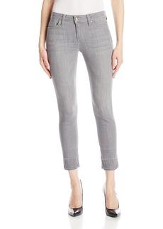 "Joe's Jeans Women's Icon Midrise Skinny Crop with 2"" Released Hem"