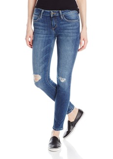 Joe's Jeans Women's Icon Skinny Mid-Rise Skinny Jean in