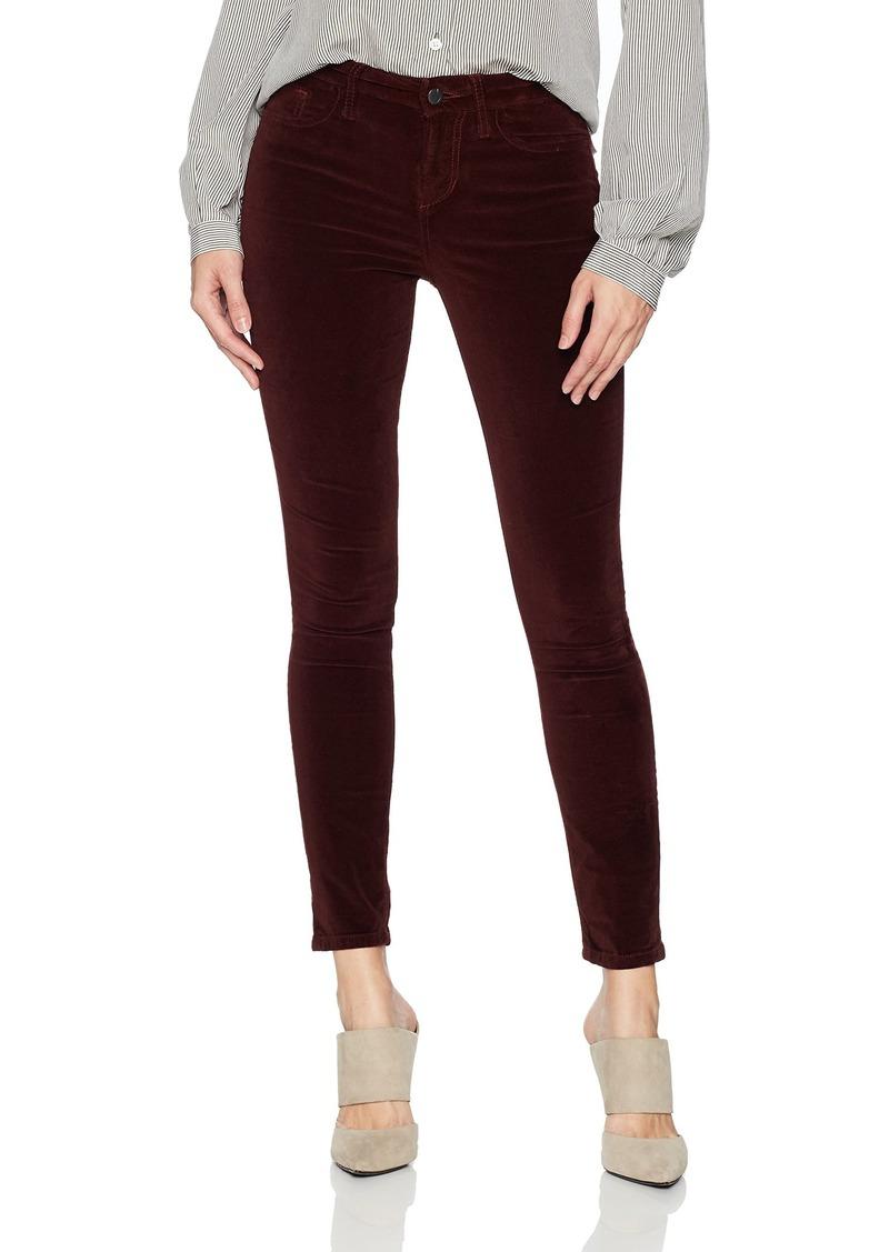 Joe's Jeans Women's Icon Velvet Midrise Skinny Ankle Jean