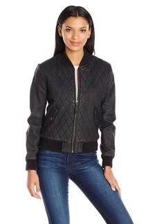 Joe's Jeans Women's Isabel Leather Jacket  S