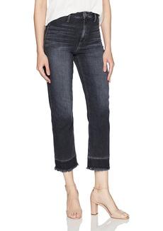 Joe's Jeans Women's Jane High Rise Straight Crop Jean