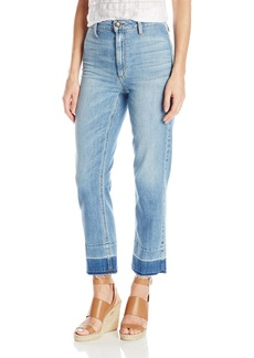 Joe's Jeans Women's Jane High Rise Straight Crop Jean YENZ