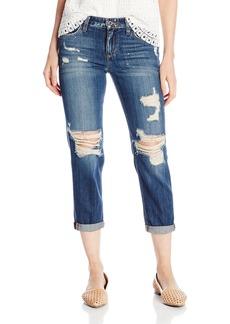 Joe's Jeans Women's Japanese Denim Billie Boyfriend Crop Jean in