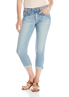 Joe's Jeans Women's Japanese Denim Boyfriend Slim Crop Jean