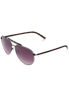 Joe's Jeans Women's JJ 2006 Aviator Fashion Designer UV Protection Sunglasses