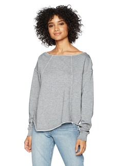 Joe's Jeans Women's Laurel Sweatshirt  L