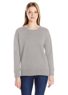 Joe's Jeans Women's Leira High Low Sweatshirt  L