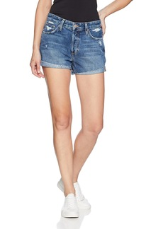 Joe's Jeans Women's Lover Midrise Boyfriend Jean Short