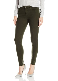 Joe's Jeans Women's Icon Midrise Skinny Ankle Lush Color Jean